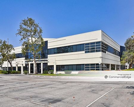 Mellon Bank Office Building - Irwindale