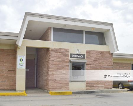 Hutchinson Clinic - 1100 North Main Street - Hutchinson