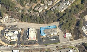 Coplon's Retail/Restaurant Space on Forest Drive
