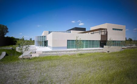 Prairie Stone Innovation center - Hoffman Estates