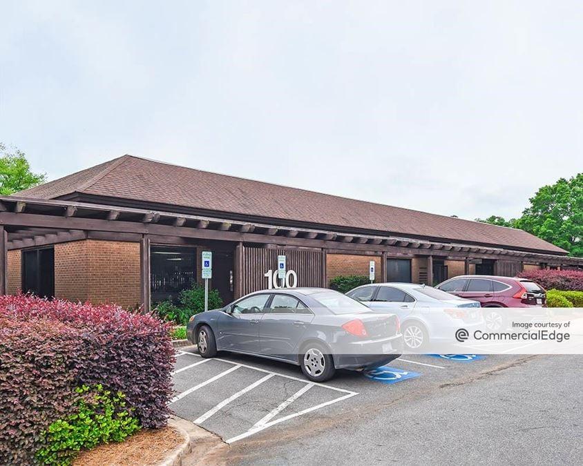 Eastover Medical Park - 2711 Randolph Road