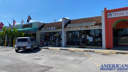 3,300+ SF Retail Space on Gulf Gate Dr - Sarasota