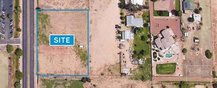 Highly Visible Land for Sale in Surprise Arizona