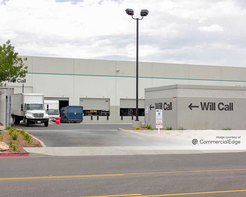 Prologis Mid Counties Industrial Center