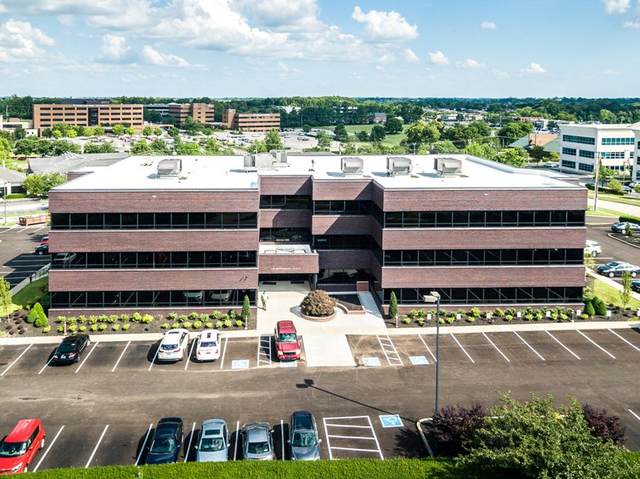 Fully Renovated Professional Office For Lease