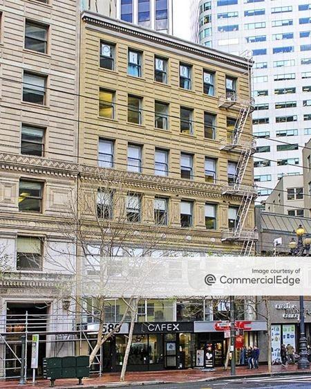 The Finance Building - San Francisco