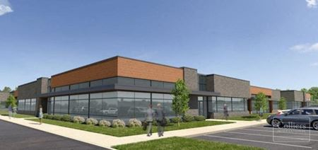 For Lease > Avis Farms South Speculative Tech Center - Pittsfield Township