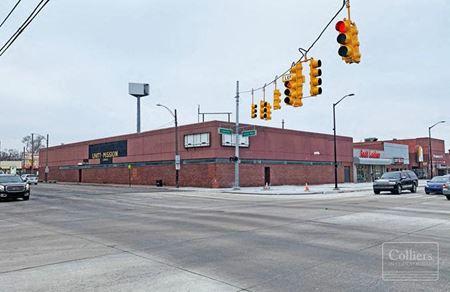For Lease > Retail - Livernois Plaza - Detroit