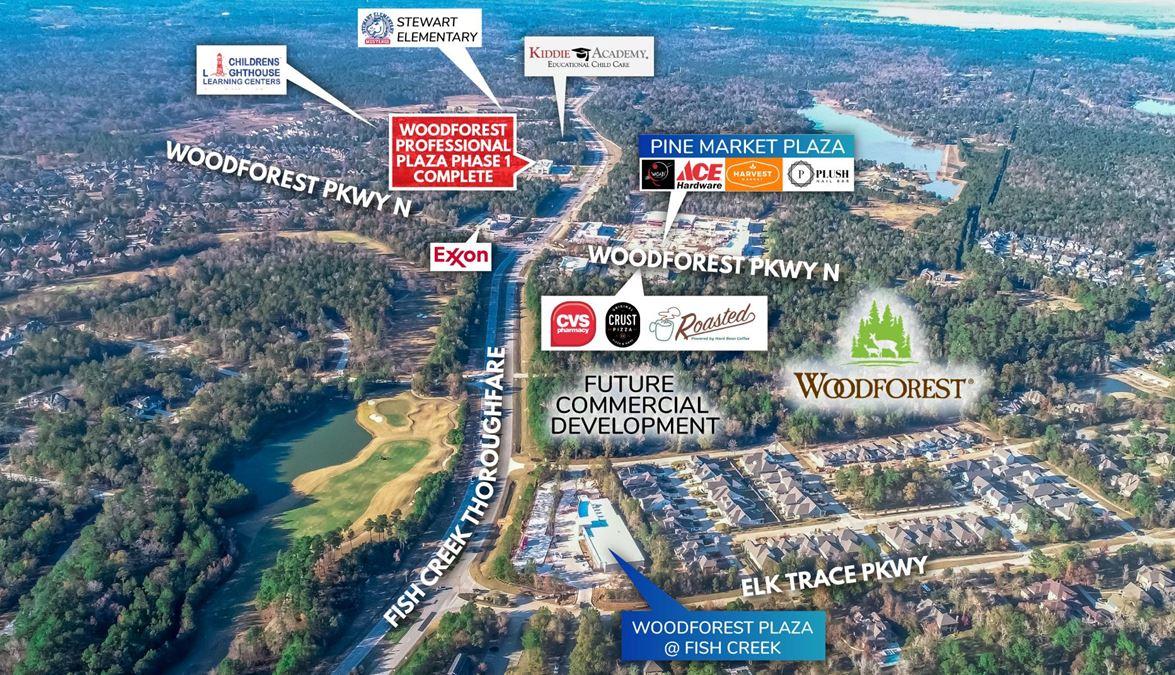 Woodforest Professional Plaza - Phase 2