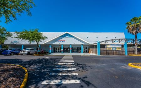 Income Producing Retail Plaza - Port Orange