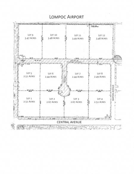 McGaelic Industrial Park Development | 38.15 Ac. - Lompoc