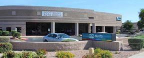 High Exposure Showroom-Office-Warehouse for Lease on Greenway-Hayden Loop - Scottsdale