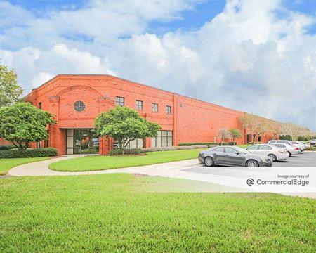 Westside Industrial Park - 8291 Forshee Drive - Jacksonville