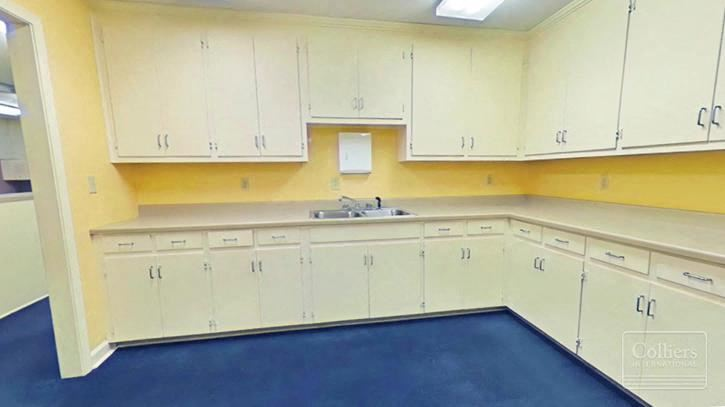 Medical Office Condo Near Downtown Anderson Available