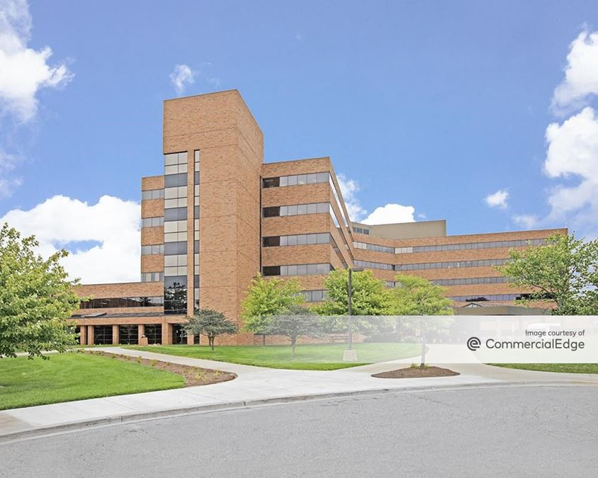 St. Joseph Mercy Ann Arbor - Reichert Health Center
