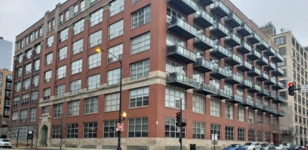 West Loop Timber Loft Office Space for Lease - Chicago