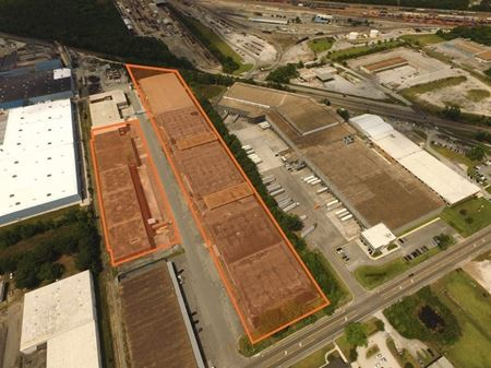 Multi-tenant Industrial Warehouse and Distribution buildings - Jacksonville