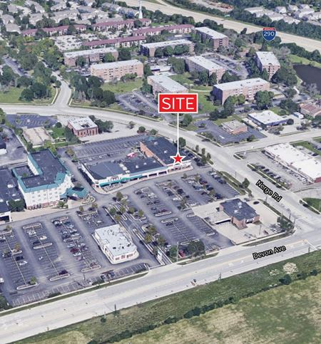Belvedere Plaza Executive Suites or Co-working Offices for Lease - Elk Grove Village