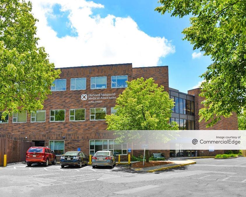Atrius Health Harvard Vanguard Wellesley