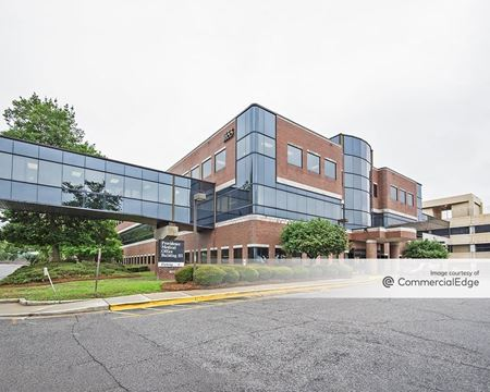 Providence Medical Office Building III - Columbia