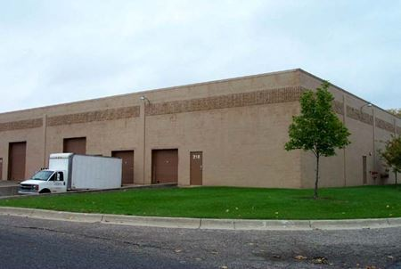 218 Airport Industrial Center | Industrial Flex Suite - Ypsilanti