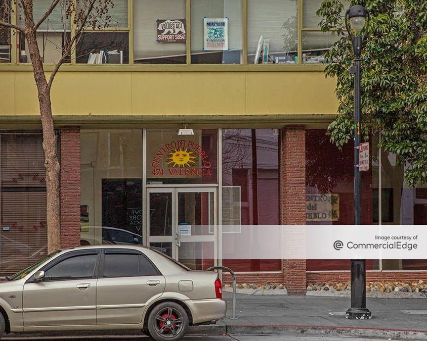 474 Valencia Street