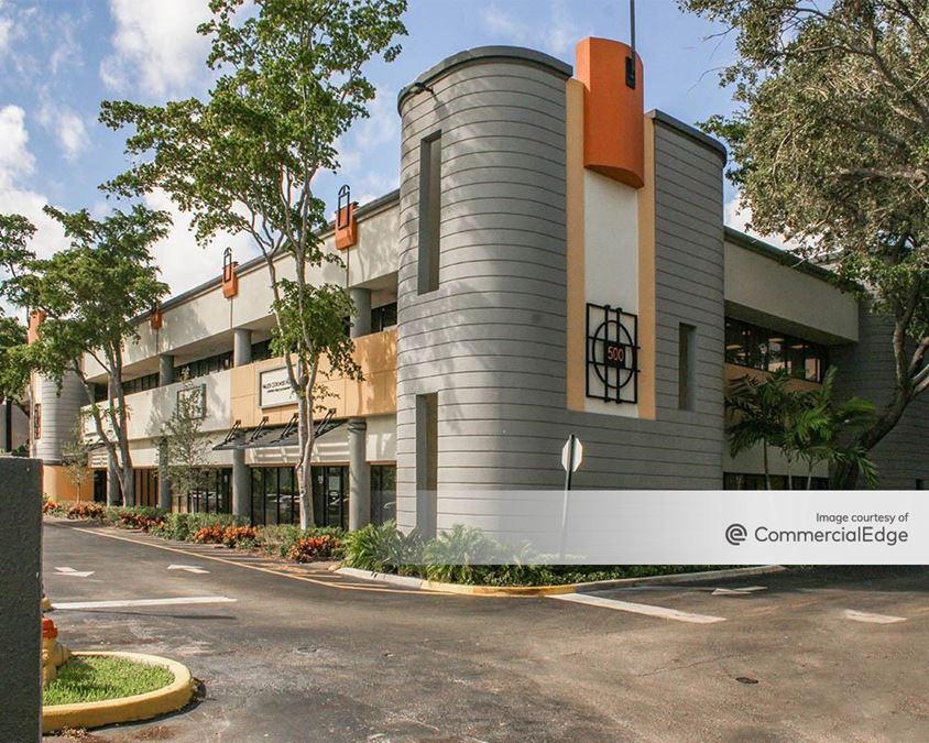 Hillsboro Executive Center - 400 & 450 Fairway Drive