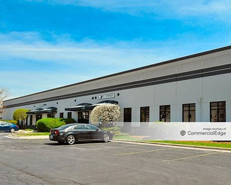 Meadows Business Park - 1225 Greenbriar Drive - Addison