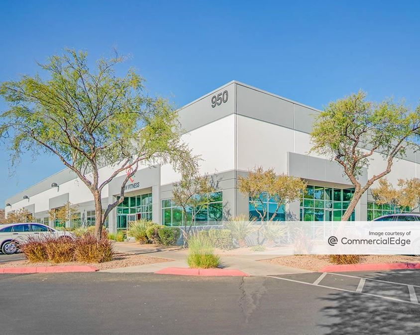 Henderson Commerce Center - Buildings D & E