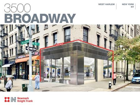 3500-3510 Broadway - New York