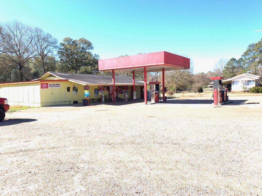 Gas Station/C-Store Property for Sale
