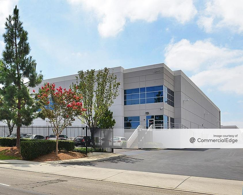 Dominguez Technology Center - 1250 East Victoria Street