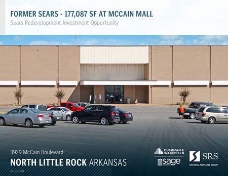 North Little Rock, AR - Former Sears - North Little Rock