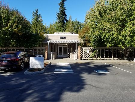 NORTHUP WEST OFFICE PARK | 2820 Building - Bellevue