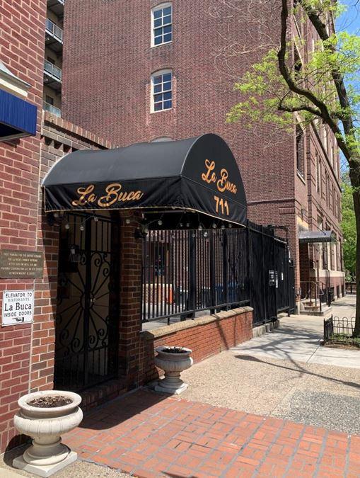 Turn-Key Restaurant in Washington Square West