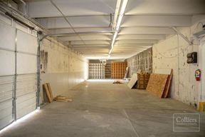 Retail Showroom Space for Lease