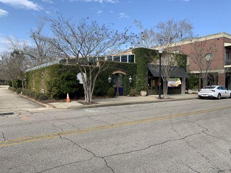 Walnut Street   Restaurant Facility - Hattiesburg