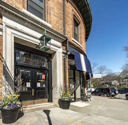 73-107R Union Street  - Newton