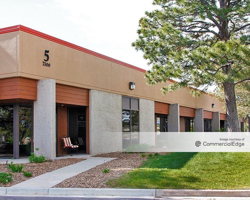 Dry Creek Business Park