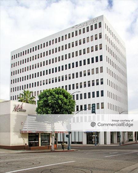 450 North Roxbury Drive - Beverly Hills
