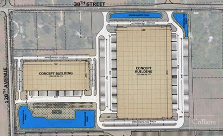 230,138 SF New Construction Available for Lease in Kenosha in Q2 2022 - Kenosha