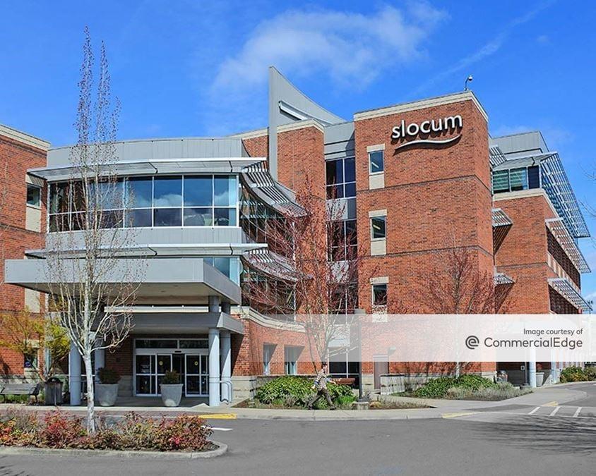 The Slocum Center for Orthopedics & Sports Medicine