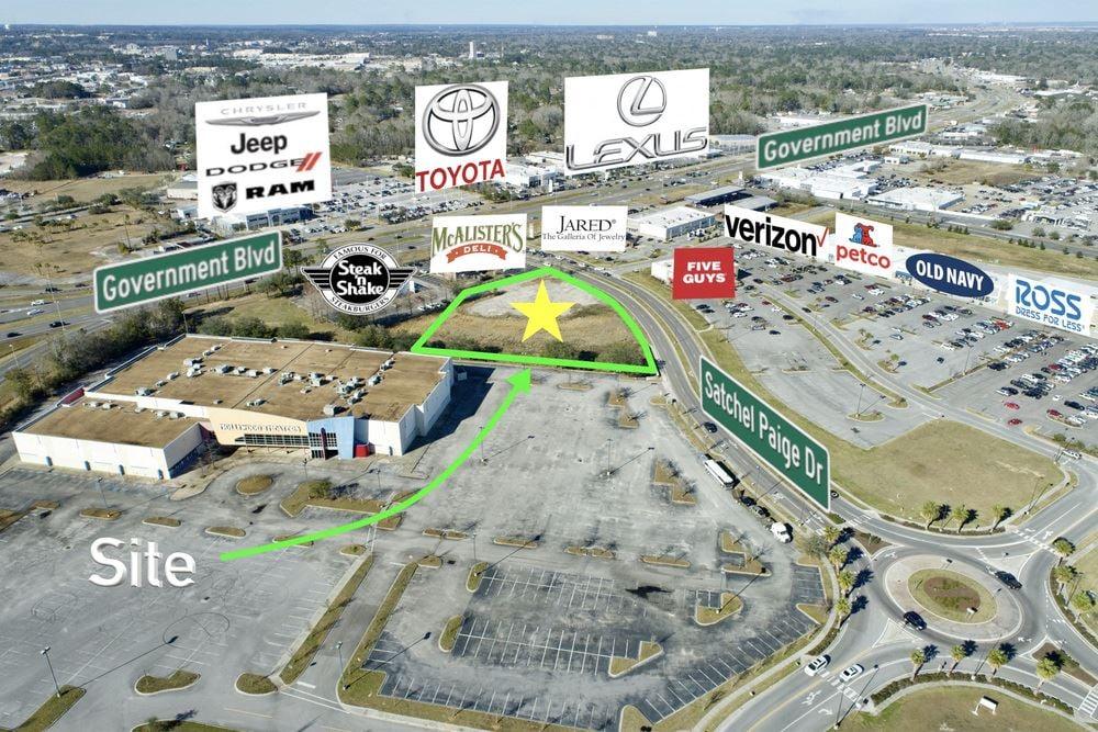 Lot 2 McGowin Park Shopping Center