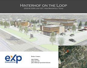 Hinterhof on the Loop - New Braunfels