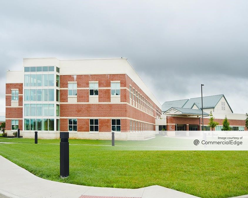 Upper Valley Medical Center - Physician Office Building