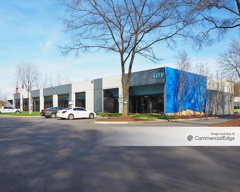 Charlotte Commerce Center