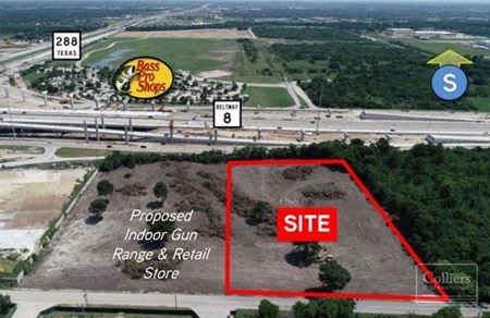 For Sale | ±4.18 Acres of Commercial Land - Houston