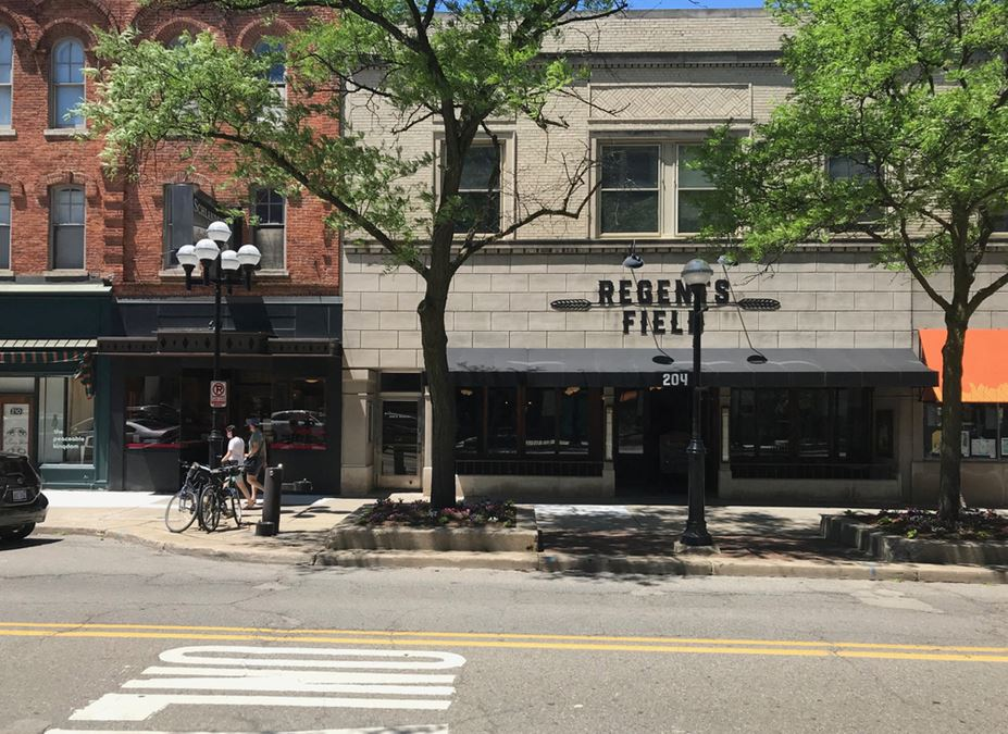 Downtown Ann Arbor Small Office Suites for Lease