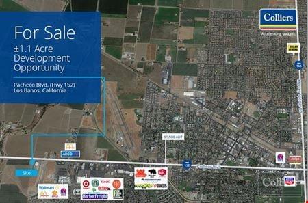 +/-1.1 Acre Development Opportunity - Los Banos