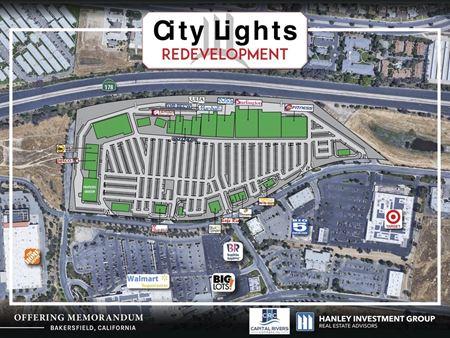 East Hills Mall / City Lights Redevelopment - Bakersfield